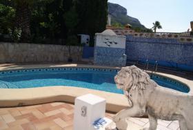 Foto 2 Villa mit Pool in Denia an der Costa Blanca