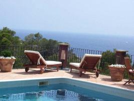 Villa mit Pool, Meerblick auf Mallorca - Puerto Andratx