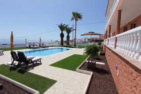 Foto 5 Villa Puesta del Sol auf Teneriffa- beheizter Pool-Jacuzzi, Meerblick, SAT/TV, Wifi, Geschirrspüler