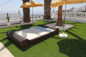 Foto 6 Villa Puesta del Sol auf Teneriffa- beheizter Pool-Jacuzzi, Meerblick, SAT/TV, Wifi, Geschirrspüler