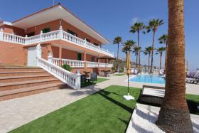 Foto 2 Villa Puesta del Sol auf Teneriffa- beheizter Pool-Meerblick, SAT/TV, Wifi, Geschirrspüler