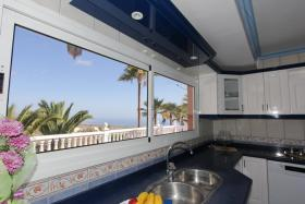 Foto 11 Villa Puesta del Sol auf Teneriffa- beheizter Pool-Meerblick, SAT/TV, Wifi, Geschirrspüler