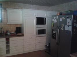 Küche Rückseite