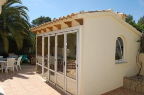 Foto 9 Villa mit beeindruckende Aussicht in Denia an der Costa Blanca