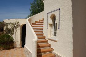 Foto 10 Villa mit beeindruckende Aussicht in Denia an der Costa Blanca