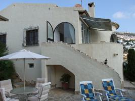 Villa liegt in Cumbre del Sol (Benitachell) an der Costa Blanca