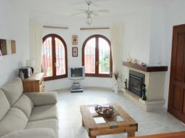 Foto 2 Villa liegt in Cumbre del Sol (Benitachell) an der Costa Blanca