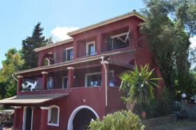Villa mit meerblick  Corfu /Griechenland zu verkaufen