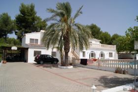 Villa nur 2 km von den Stränden in Javea an der Costa Blanca