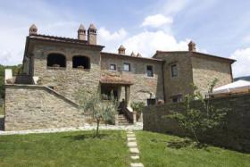 Foto 2 Villa mit privaten Pool in der Toskana