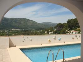 Foto 5 Villa in ruhiger Lage mit herrlichem Panoramablick in Alcalali