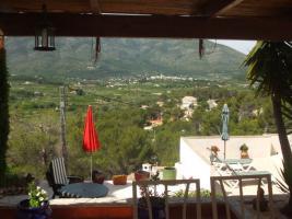 Foto 8 Villa in ruhiger Lage mit herrlichem Panoramablick in Alcalali