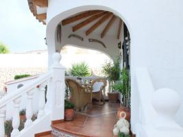 Foto 4 Villa mit tollem Blick in Benitachell an der Costa Blanca