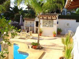 Foto 2 Villa mit traditionellem Ambiente in Javea an der Costa Blanca