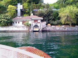 Villa with a private dock in Como Lake/Lombary/Italy