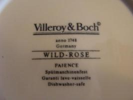 Villeroy & Boch ~ Wildrose ~ Service