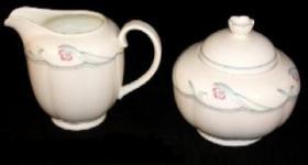 Villeroy & Boch Florina Geschirrteile Kaffeegeschirr Speisegeschirr Tassen Teller