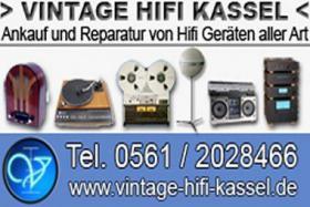 Vintage Hifi Kassel - Ankauf von Hifi Geräten Stereoanlage (n) wie Revox Luxman Accuphase McIntosh etc. www.Hifi-Ankauf.de