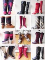 Vintage Stiefel, Pumps, Schuhe, Taschen 36 37 38 39 40 41 42