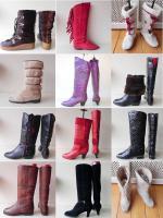 Foto 3 Vintage Stiefel, Pumps, Schuhe, Taschen 36 37 38 39 40 41 42