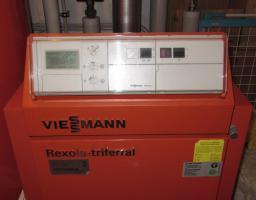 Vissmann Rexola 18KW Trimatik-Regelung