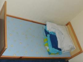Foto 3 Vitrine - Kinder/Babybett - Bett - Stühle - Kästen etc. wegen Haushaltsauflösung