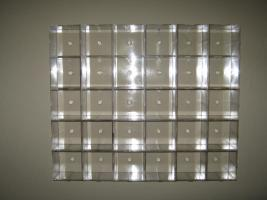 Foto 2 Vitrinen Setzkasten erweiterbare Boxen 30 Stück