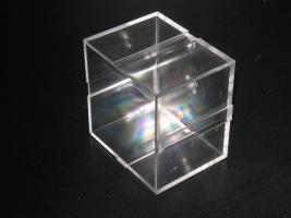 Foto 3 Vitrinen Setzkasten erweiterbare Boxen 30 Stück