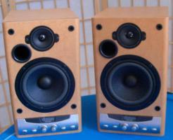 Vivanco FMS 9080 Funklautsprecher Set