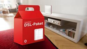 Vodafone DSL Zuhause