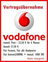 Vodafone Vertragsübernahme + HTC Wildfire