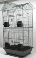 Vogelkäfig, groß  Maße 47x36x97
