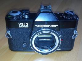 Voigtländer VSL 2 automatic  mit Color-Ultron 1,8/50 klar