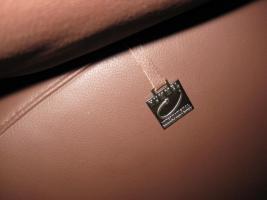 Foto 5 Voll-Leder Braun Element Sofa + Schlafm�glichkeit NP 2035� 3J. Rechnung vorhanden