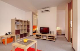 Voll möbliertes 1-Zimmer-Appartement im Herzen von Zürich