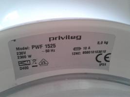 Foto 6 Vollfunktionstüchtige Privileg Waschmaschine PWF 1525