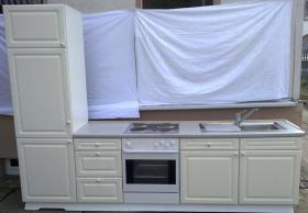 Vollwertige Küchenzeile neuwertig