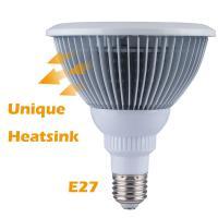 Foto 3 Vorally Pflanzenlampe E27 24W LED Pflanzenlampen für Zimmerpflanzen Blume Gemüsse (24W) [Energieklasse A+++]