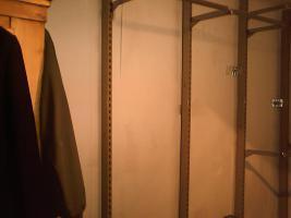 Foto 2 Vorrichtung für begehbaren Kleiderschrank