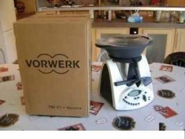 Vorwerk Thermomix TM31 Küchenmaschine *NEU* OVP *TOP*