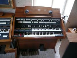 WERSI Helios W2S Orgel
