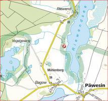 Foto 5 WE - Grundstück mit Häuschen am Riewendsee bei Päwesin