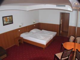 WG-Zimmer mit Panoramaterasse zu Pécs's historischer Innenstadt zu vermieten!