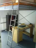 Foto 3 WG_Zimmer frei ab 1.5.10 in grossen hellen Maisonettenwohnung