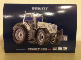WIKING FENDT 828 VARIO WEIß/WEISS WADENBRUNN SONDERMODELL