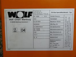 Foto 2 WOLF Ölgebläsebrenner