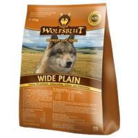 WOLFSBLUT Trockenfutter WIDE PLAIN Pferdefleisch + Süßkartoffel für Hunde 15,0 kg