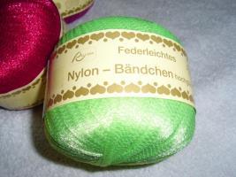 Foto 5 WOLLE 50g 100% Polyamid ( Nylon ) 210m von RELLANA