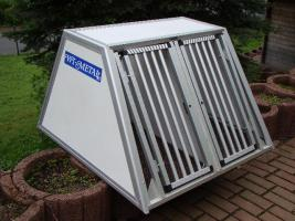 WT-Metall Hundebox