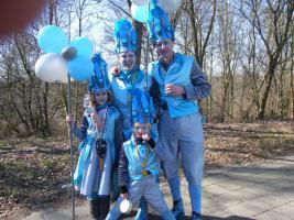 Foto 2 Wahnsinnig Schöne Karnevals Kostüme